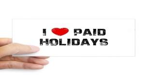 Wipeco, Inc. Paid Holidays